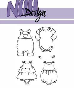 Stempel / Babytøj / NHH Design
