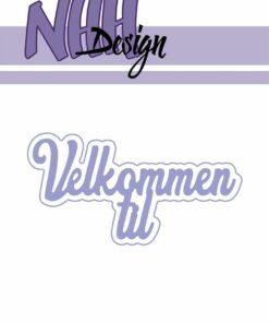 Dies / Velkommen til / NHH Design