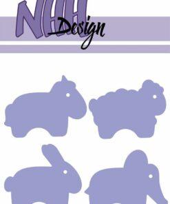 Dies / Chobby animal / NHH Design