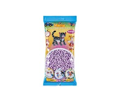 Hama midi perler, 6000 stk / Pastel lilla