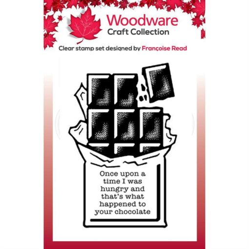 Stempel / Chocolate / Woodware