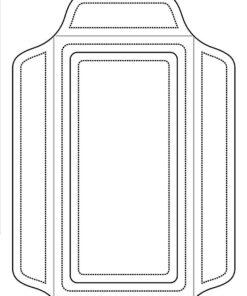 Dies / Mini slimcard envelope / Simple and Basic