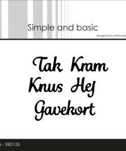 Dies / Danske tekster / Simple and Basic