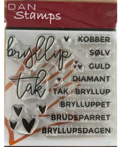 Stempel / Bryllupper / Dan Stamps
