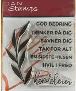 Stempel / God Bedring / Dan Stamps