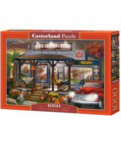 Puzzlespil / Hyggelig butik, 1000 brikker