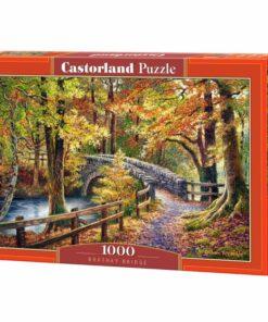 Puzzlespil / Brathay brigde, 1000 brikker