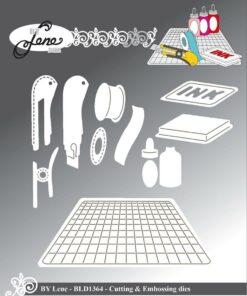 Dies / Craft tools / By Lene
