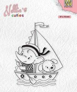Stempel / Young sailors / Nellie Snellen