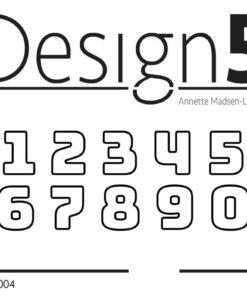 Dies / Små tal / Design5