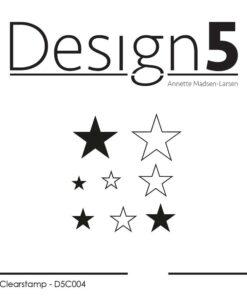 Stempel / Stjerner / Design5