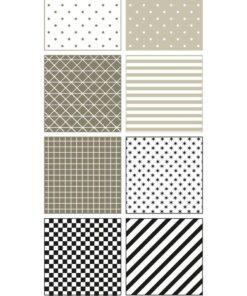 Karton slimcard / Cosmic Latte / Design5
