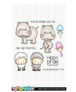 Stempel / Hippo Birdie Two Ewe / C.C Design