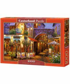 Puzzlespil / Provence om aftenen, 1000 brikker