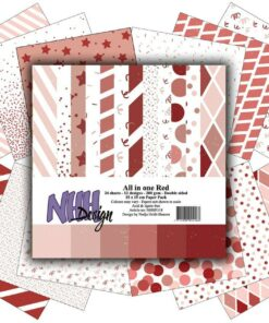 Karton / All in one-red / NHH Design