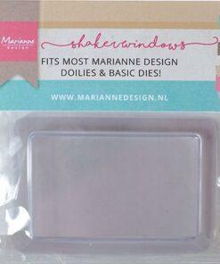 Shaker windows / Marianne Design