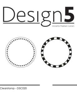 Stempel / Circles / Design5