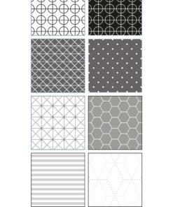 Karton slimcard / Intergalactic grey / Design5
