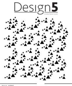 Stencil / triangles / Design5