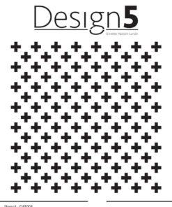 Stencil / + + + + / Design5