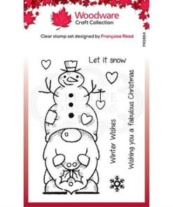Stempel / Snow gnome / Woodware