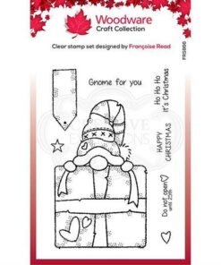 Stempel / Gnome gift / Woodware