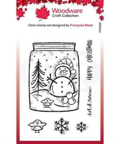 Stempel / Snow jar / Woodware
