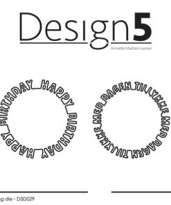Dies / Circle texts / design5