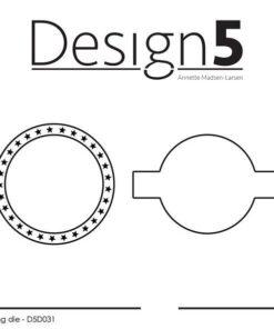 Dies / Circle frames / design5