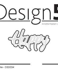 Dies / Happy / Design5