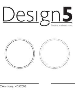Stempel / Basic circles / Design5