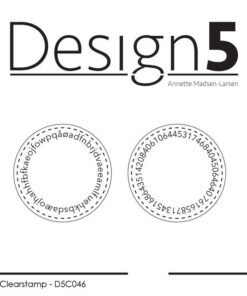 Stempel / Circles with numbers / Design5