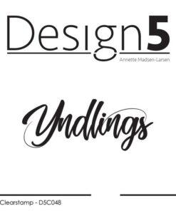 Stempel / Yndlings / Design5