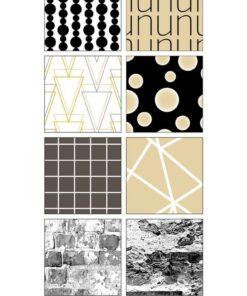 Karton slimcard / Circles of saturn / Design5