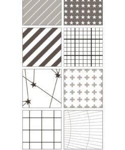Karton slimcard / Grey cromosphere / Design5