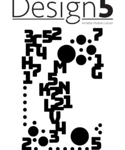 Stencil / Mixed Media / Design5