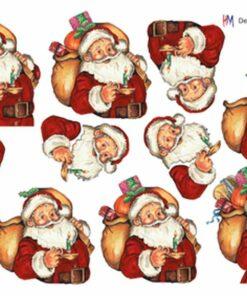 Julemand med gavesæk / Hm Design