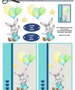 Kanin med balloner / Quickies