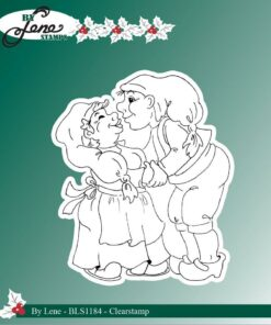 Stempel / Love elves / By Lene