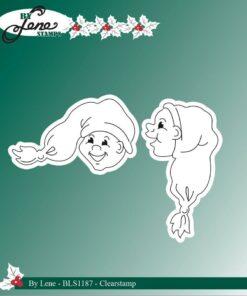 Stempel / Elves-2 / By Lene