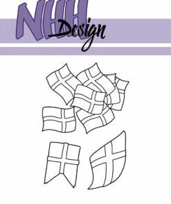 Stempel / Flag / NHH Design