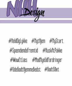 Dies / Danske tekster / NHH Design