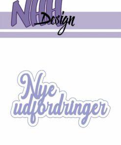Dies / Nye udfordringer / NHH Design