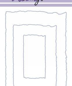 Dies / Torn paper A6 / NHH Design