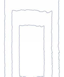 Dies / Torn paper slimline / NHH Design