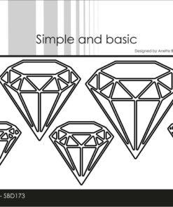 Dies / Diamonds / Simple and Basic