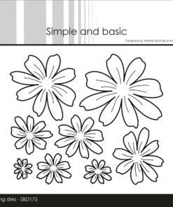 Dies / Flowers / Simple and Basic
