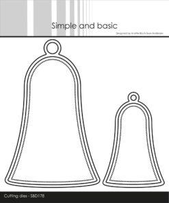 Dies / Klokke tag / Simple and Basic