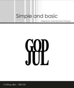 Dies / God jul / Simple and Basic