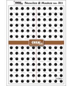 Stencil / Prikker / Crealies